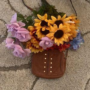 Michael Kors Cross Body Brown Handbag